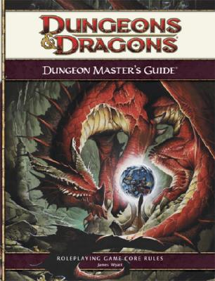 Dungeon Master's Guide By Wyatt, James